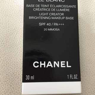 Authentic Chanel Foundations