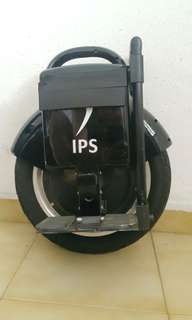 Electric Unicycle (Black IPS Wheel)