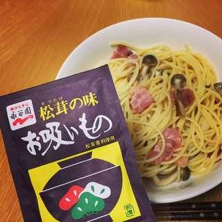 🆕包郵)永谷園 松茸の味お吸い物 4袋