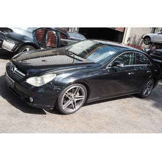 ORIGINAL USED MERCEDES W219 CLS350 2008 PARTS FOR SALE (06999)