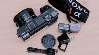 Kredit Sony Alpha a6300 With 16-50mm Garansi Resmi