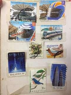 Stamp malaysia