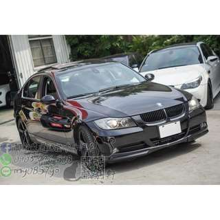 BMW 2007 E90 323i 黑