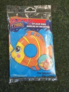 Cute swim rings for kids