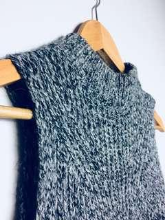 Cue mohair blend knit