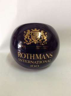 Rothmans International 100 Ashtray