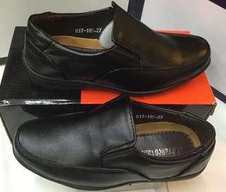 Synthitic blackshoes kids