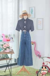 🍿 Vintage Blouse VB1509