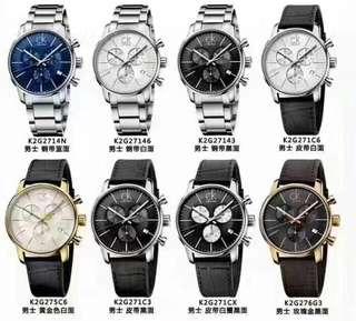 ck手錶( 大部分型號都有,請私聊查詢)