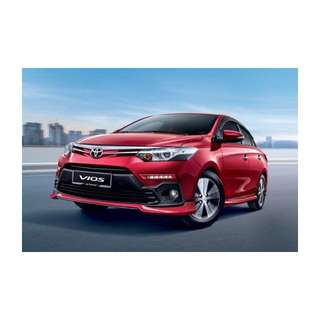The Brand New Vios