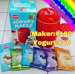 Easiyo Yogurt / Maker / 乳酪