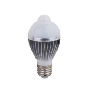 Motion Sensor Bulb 5w
