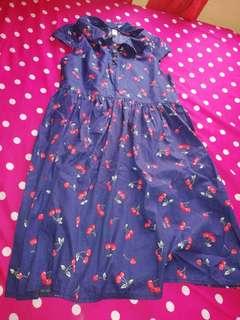 Korean vintage dress