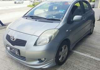 Toyota Yaris 1.5 Auto Full Spec