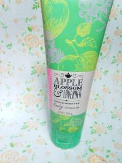 Apple Blossom & Lavender Body Cream