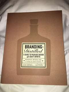 BRANDING: Distilled (a guide to package design for craft spirits)