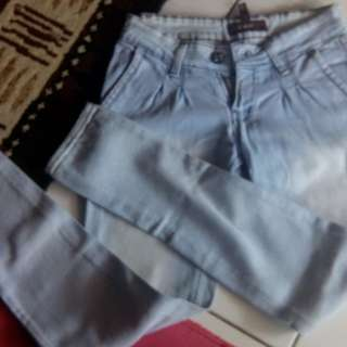 Celana jeans pensil