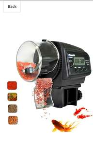 [IN-STOCKS] Fish Feeder, Automatic Fish Feeder, eBoTrade Aquarium Tank Auto Fish Food Timer Batteries Included