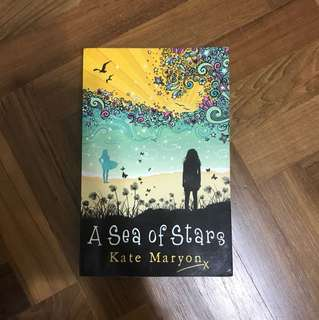 a sea of stars fiction storybook by kate maryon