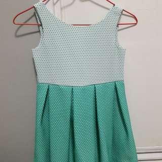 Original Periwinkle Dress