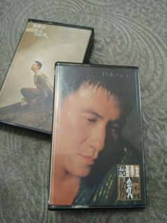 Cassette tapes, original, 张学友