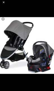 Graco Pace stroller car seat FAST SELL