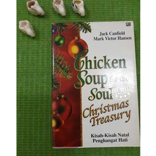 Chicken Soup For The Soul - Christmas Treasury