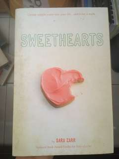 Sweethearts by Sara Zarr #20under