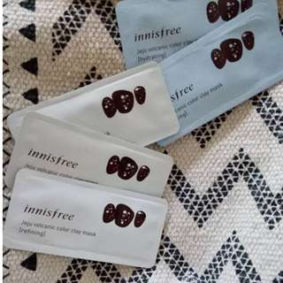 INNISFREE COLOR CLAY MASK WHITE