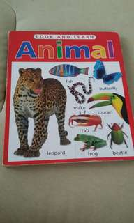 Look and learn - Animal