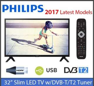 PHILLIPS 32PHT 4002 slim LED TV