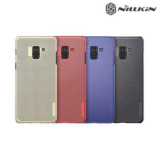 Galaxy A8 Plus 2018 SM-A730F NILLKIN 立透 散熱保護殼 手機後背硬殼 0187A