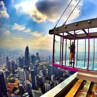 KL Tower Observation Deck