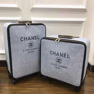 Chanel luggage