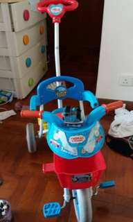 Thomas 三輪車