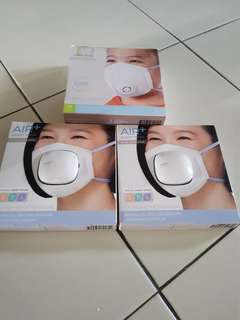 Air smart mask
