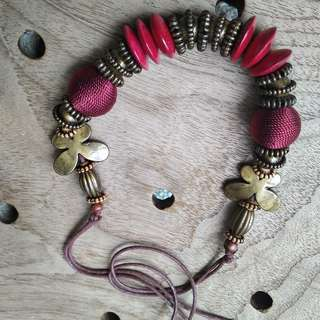 Necklaces from Jogjakarta