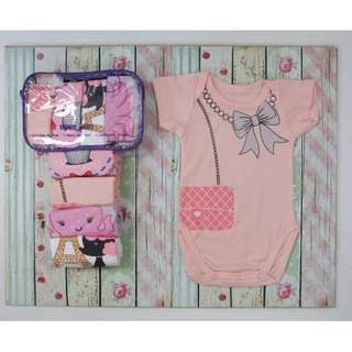Bodysuit Girl 4in1