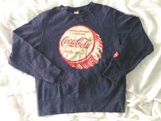 Uniqlo Coca Cola Sweatshirt