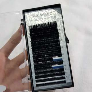 EYELASH EXTENSION MIX C-0,20