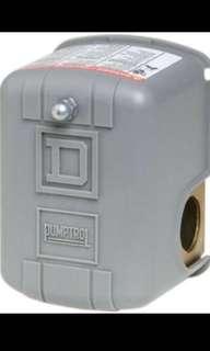 Square D 9013FSG2 Pressure Switch