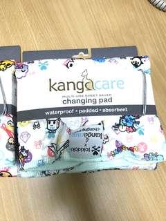 Kangacare x Tokidoki changing mat