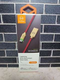 Mcdodo Cable Lightning iPhone