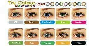 TRU COLOUR CONTACT LENSES