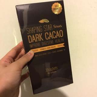 Shaping Star Series Dark Cacao Slimming Product