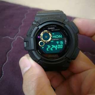 G-SHOCK MUDMAN G9300GB-1