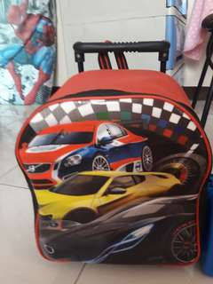 Kiddie bag and lunch box