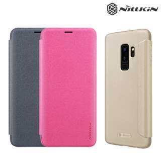 Galaxy S9 Plus SM-G9605F NILLKIN 星韻 翻蓋保護殼 翻頁皮套Case 0164A