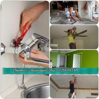 Man Electrical,Wiring,Plumbing Services