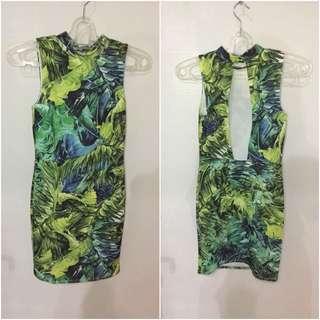 Sale Backless Dress
